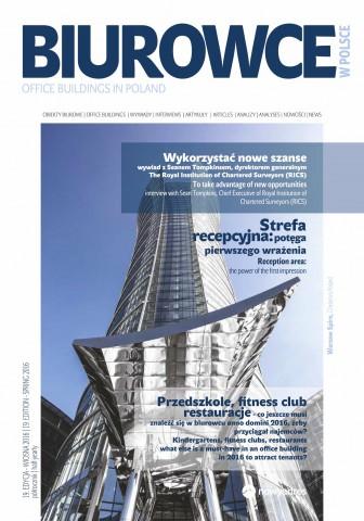 Biurowce w Polsce